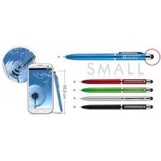 Plastové pero s kovovým klipom